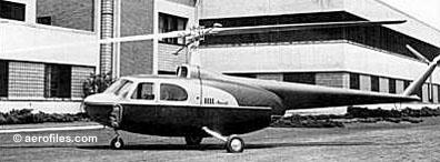 Bell 47 - O primeiro helicoptero operacional Bell-42