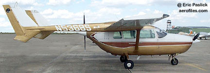 American airplanes: Cessna