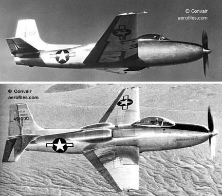 Quizz - 1, 2, 3... - Page 6 Convair-xp81