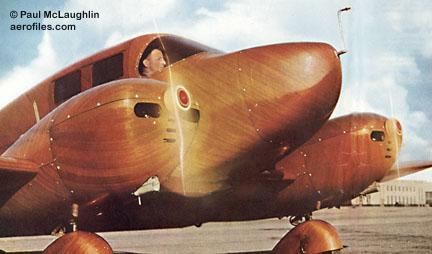 American airplanes: La - Li