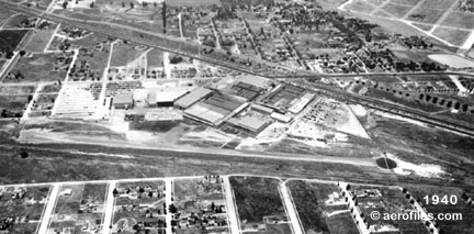 Air Force Flying Fields