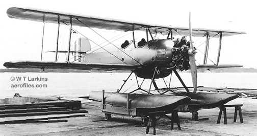American airplanes: Naval Aircraft Factory