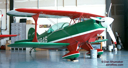 American airplanes: Pa - Pi